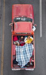 Alejandro Cartagena: Carpoolers #10