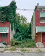 Daniel Traub: Lot, Westminster Avenue near North Markoe Street, West Philadelphia, 2010