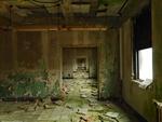 Dave Jordano: Receding Rooms, Chanute AFB, Rantoul, IL