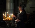 Frank Ward: Candles, Almaty, Kazakhstan, 2012