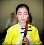 Hiroshi Watanabe: Musician, Mangyondae Schoolchildren's Palace, North Korea
