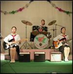 Hiroshi Watanabe: Music Band, Pyongyang School, North Korea