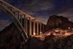 Jamey Stillings: Bridge at Nevada Hairpin, July 28, 2010