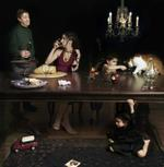 Julie Blackmon: Dinner Party, 2005