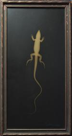 Kate Breakey: Whiptail Lizard