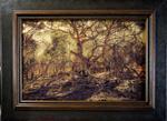 Kate Breakey: Eucalyptus Tree, Fallen Boughs, Kangaroo Island