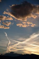Laurie Tümer: Cloud No. 4889