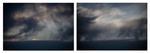 Laurie Tümer: Cloud No. 8357/8355