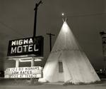 LOCAL EIGHT: Steve Fitch – Motel, Highway 66, Holbrook, Arizona, 1973