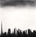 Michael Kenna: Skyline, Study 3, Dubai, United Arab Emirates, 2009