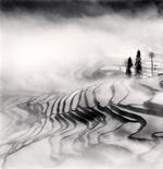 Michael Kenna: Yuanyang, Study 1, Yunnan, China, 2013