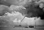 Mitch Dobrowner: Rope Out: Regan, North Dakota, 2011