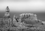 Mitch Dobrowner: Goblin in Desert, 2013