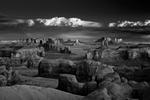 Mitch Dobrowner: Monument Valley, 2014