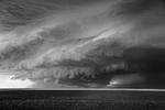Mitch Dobrowner: Painted Storm, 2016