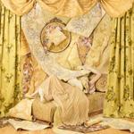Patty Carroll: Wallpapered