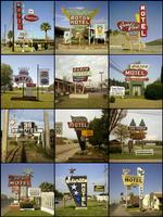Steve Fitch: Motel signs, 1979 to 1995