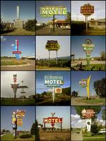 Steve Fitch: Motel signs, 1979 to 2007