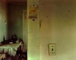 Steve Fitch: Calendar left on the living room wall in Ingomar, eastern Montana, 1998