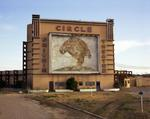 Steve Fitch: Circle Drive-In Theater, Waco, Texas; January 7, 1981
