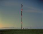 Steve Fitch: Radio Tower Between Trujillo & Las Vegas, New Mexico, September 9, 2006