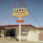 Steve Fitch: Highway 66, Grants, New Mexico; March 20, 2002