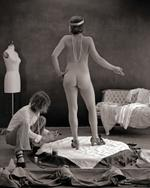 The Nude Group Exhibition: Zoë Zimmerman, The Empress' New Clothes