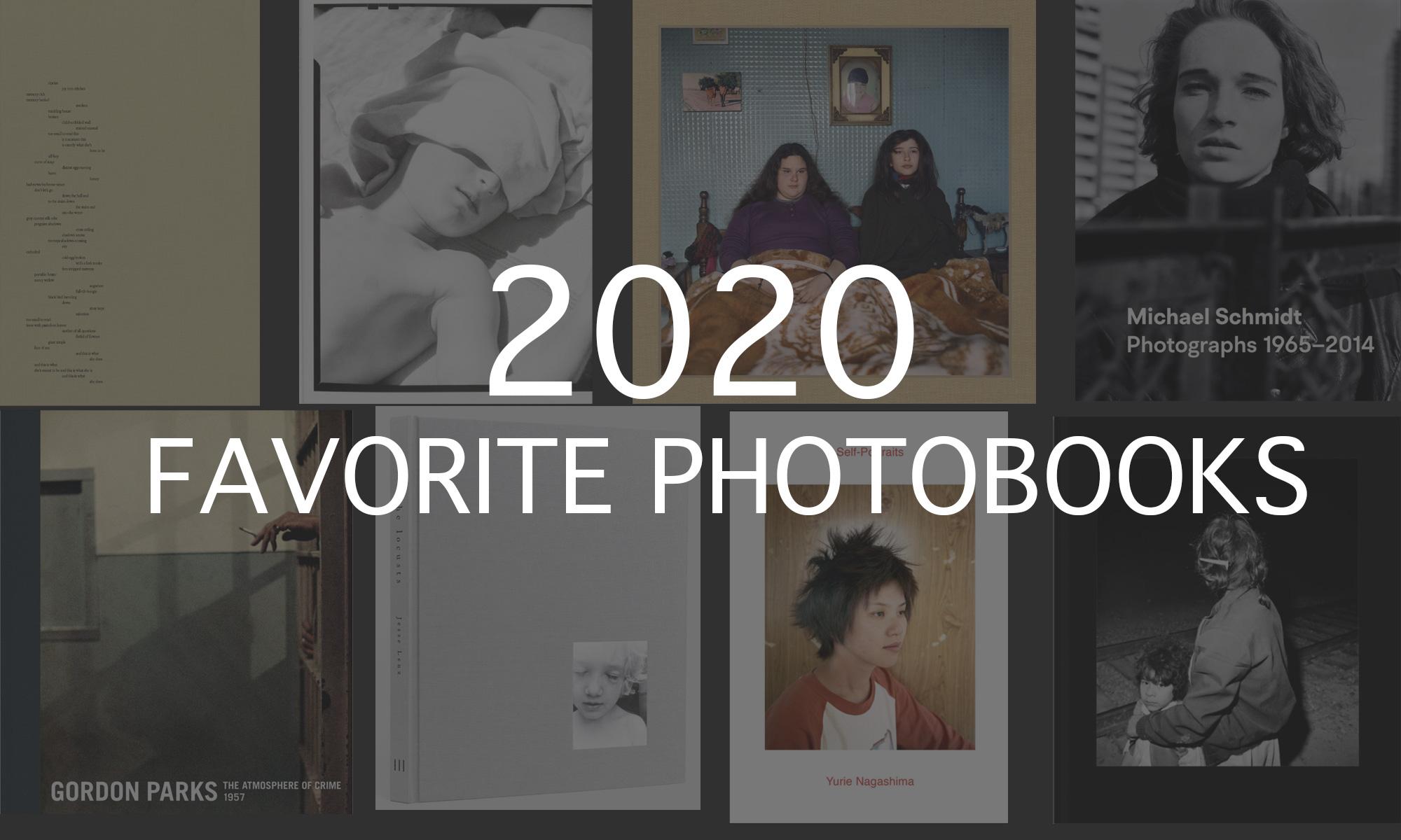 photo-eye Favorite Books 2020